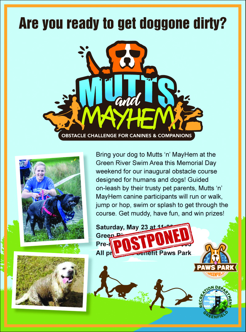 Mutts and Mayhem